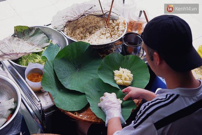 Quán ăn đông nghịt khách, chỉ bán vài tiếng là hết veo ở Sài Gòn - Ảnh 1