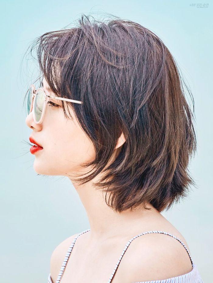 Cô nàng mặt tròn muốn thay đổi phong cách, hãy tham khảo 4 kiểu tóc thời thượng này - Ảnh 3