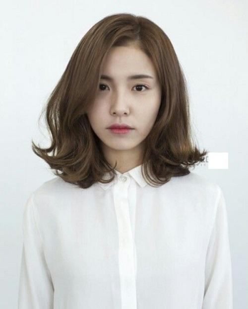 Cô nàng mặt tròn muốn thay đổi phong cách, hãy tham khảo 4 kiểu tóc thời thượng này - Ảnh 5