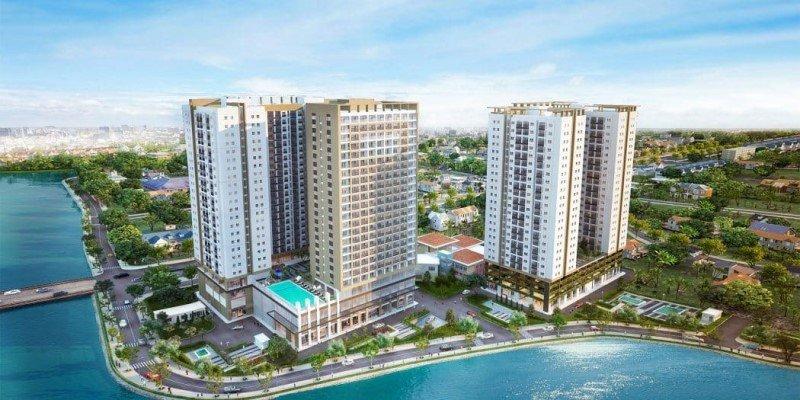 Điểm danh loạt căn hộ từ 1 – 2 tỉ đồng tại quận Bình Thạnh TP.HCM - Ảnh 2