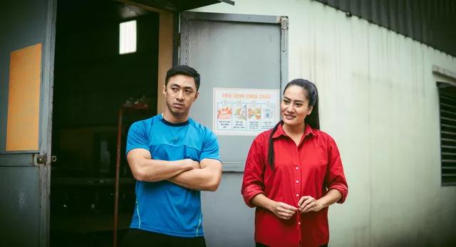 Diễn viên Minh Cúc: hạnh phúc vì được làm 'người tốt' - Ảnh 2