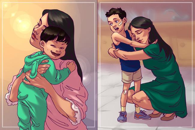 10 sai lầm cha mẹ làm với con cái mà khi giật mình nhận ra thì đã quá muộn - Ảnh 2
