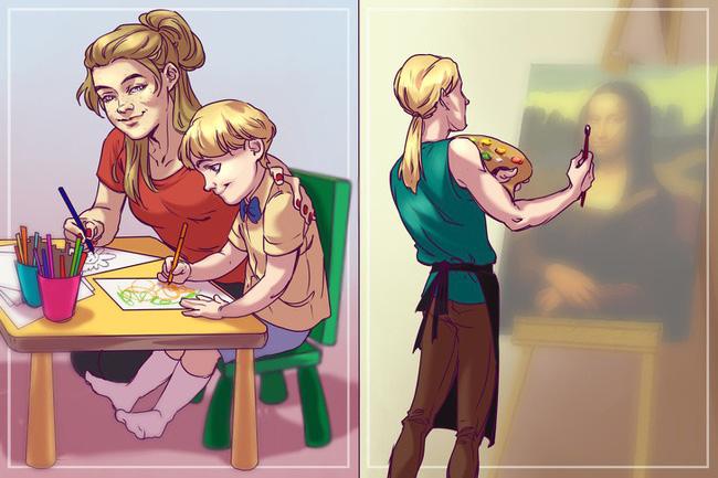 10 sai lầm cha mẹ làm với con cái mà khi giật mình nhận ra thì đã quá muộn - Ảnh 5