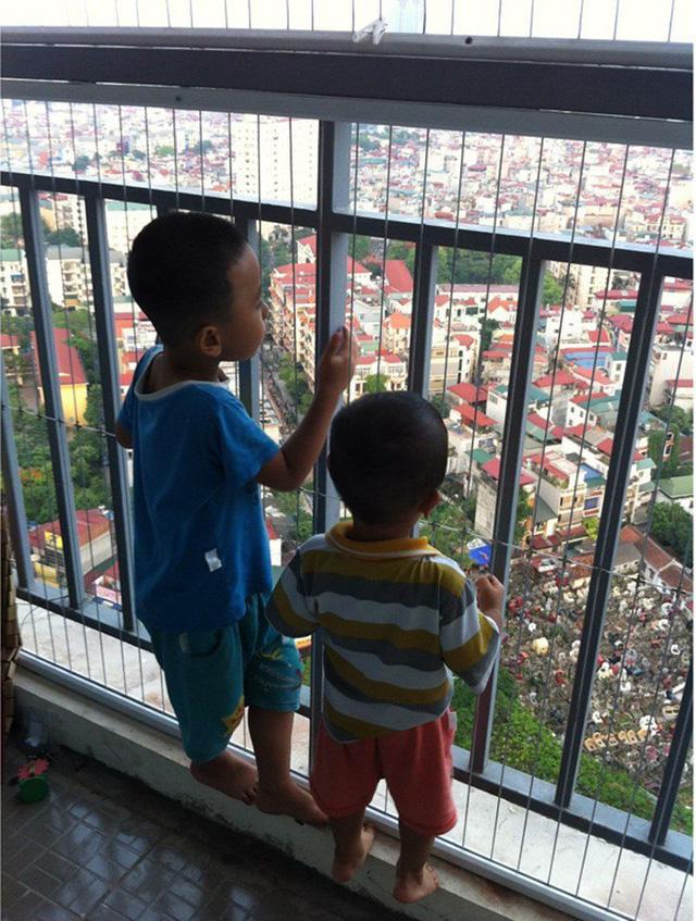Các loại lưới an toàn cho nhà cao tầng, cầu thang bảo vệ trẻ nhỏ và những điều bạn cần biết khi chọn mua - Ảnh 2