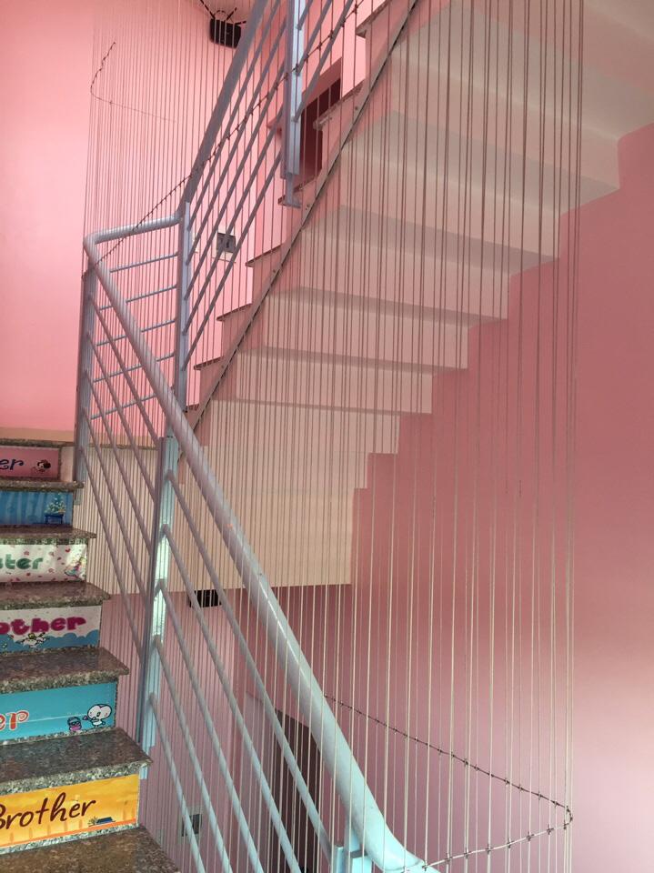 Các loại lưới an toàn cho nhà cao tầng, cầu thang bảo vệ trẻ nhỏ và những điều bạn cần biết khi chọn mua - Ảnh 3