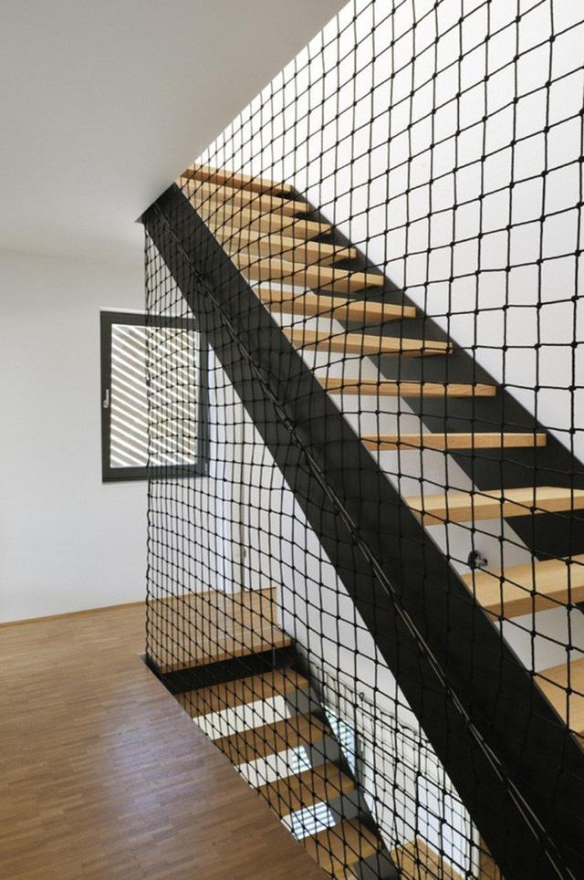 Các loại lưới an toàn cho nhà cao tầng, cầu thang bảo vệ trẻ nhỏ và những điều bạn cần biết khi chọn mua - Ảnh 7