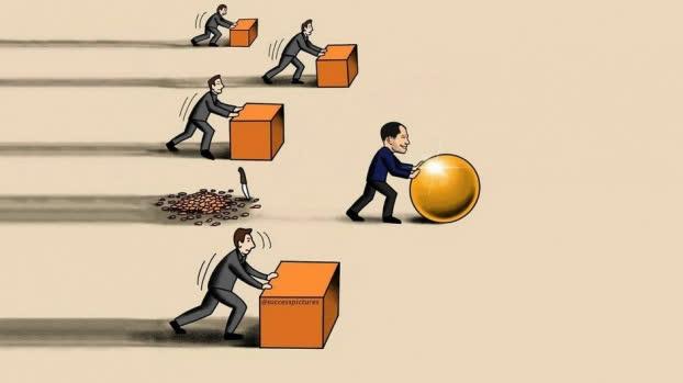 Đừng làm việc chăm chỉ hơn, hãy làm việc ít và thông minh hơn - Ảnh 1