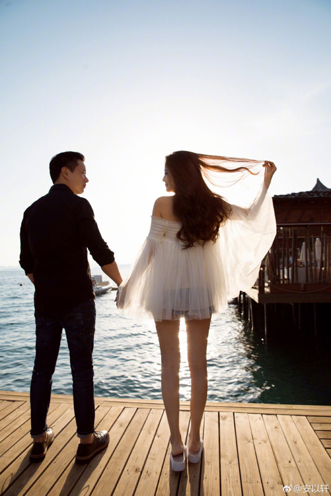 An Dĩ Hiên tình cảm bên chồng tỷ phú sau những áp lực hôn nhân - Ảnh 2