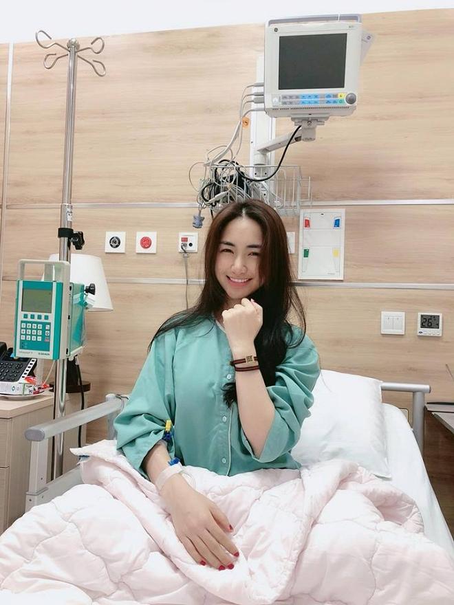 Dân tình nô nức đón Lễ tình nhân, Hòa Minzy lại phải nhập viện - Ảnh 1