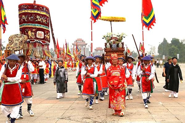 Giỗ tổ Hùng Vương được thế giới công nhận là di sản văn hóa phi vật thể