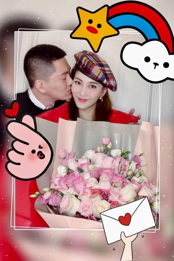 Lý Thái Hoa bất ngờ lên xe hoa nhưng điều gây 'choáng' nhất chính là gia thế 'khủng' của chồng nữ diễn viên - Ảnh 5