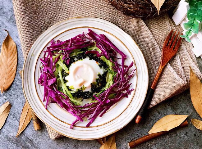 Mỗi ngày đi làm tôi đều mang theo món salad này ăn trưa, ăn hoài cả tuần cũng không chán - Ảnh 4