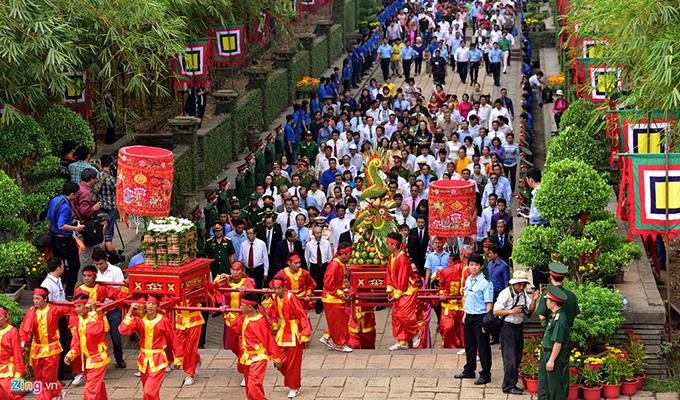 Tục thờ cúng Vua Hùng là một di sản văn hóa phi vật thể được thế giới công nhận