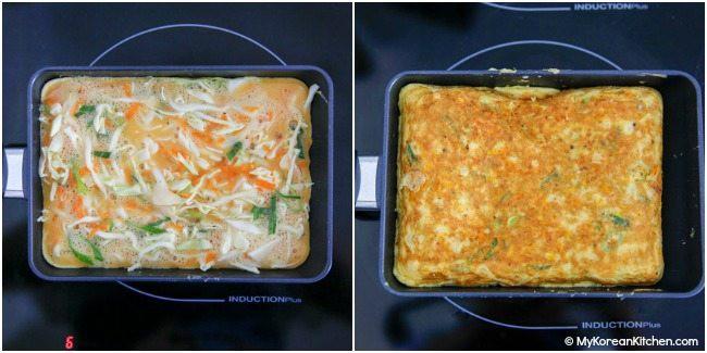Làm bánh mì sandwich kiểu Hàn cho bữa trưa nhanh gọn đủ chất - Ảnh 2