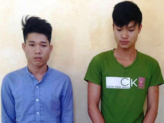 2 thanh niên truy sát, chém lìa bàn tay đối thủ - Ảnh 1