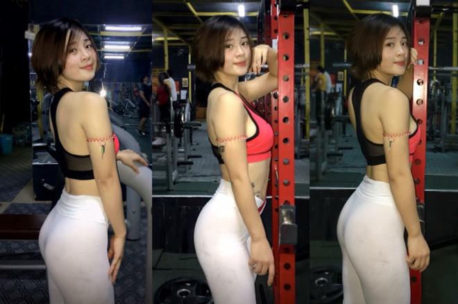 """Bí quyết giúp cô gái múa côn nhị khúc """"lột xác"""" trở thành hot girl nổi tiếng phòng gym - Ảnh 5"""