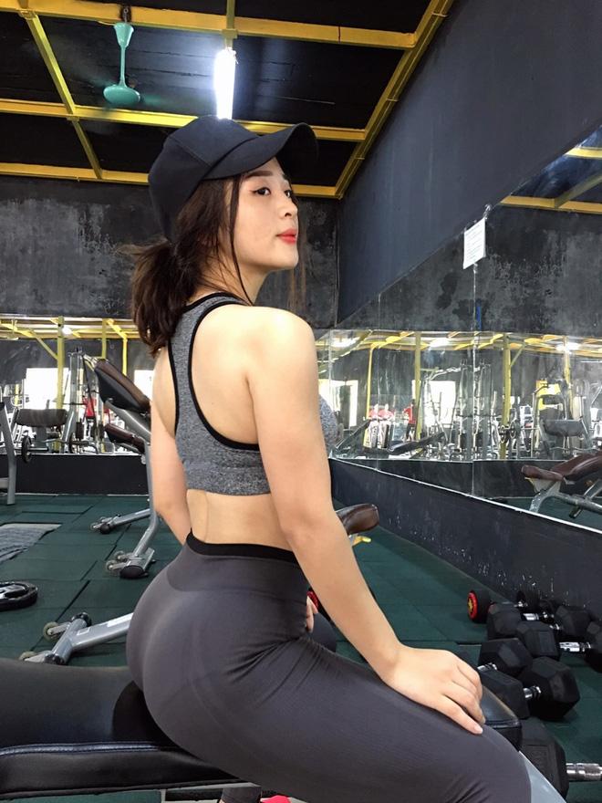 """Bí quyết giúp cô gái múa côn nhị khúc """"lột xác"""" trở thành hot girl nổi tiếng phòng gym - Ảnh 9"""