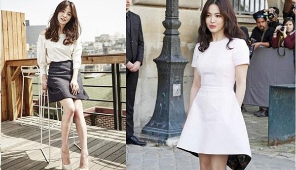 Không cần kiêng khem, luyện tập khổ sở, bà xã Song Joong Ki chia sẻ bí kíp giảm cân ngoạn mục chỉ nhờ uống 3 lít nước chanh mỗi ngày - Ảnh 4