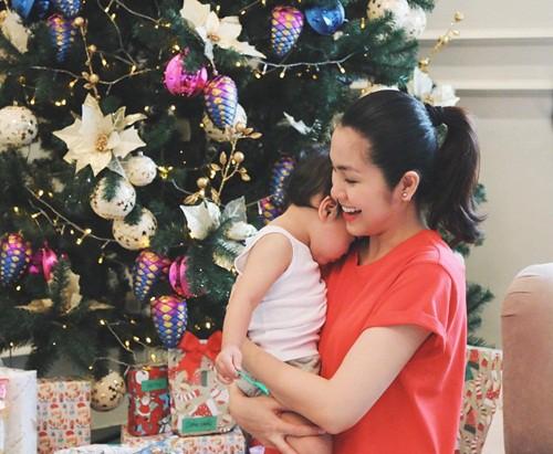 Mới 3 tuổi, quý tử nhà Hà Tăng đã biết pha trò khiến mẹ phát hoảng - Ảnh 2