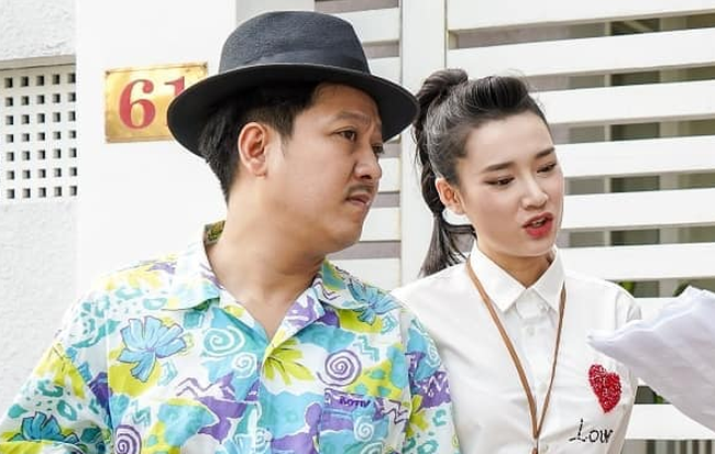 Chia sẻ đoạn hội thoại tình tứ của 2 vợ chồng, Nhã Phương - Trường Giang khiến fan phấn khích: Sến quá - Ảnh 1