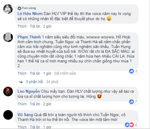 Lộ diện dàn HLV 'già mà chất' của Giọng hát Việt 2019 - Ảnh 2