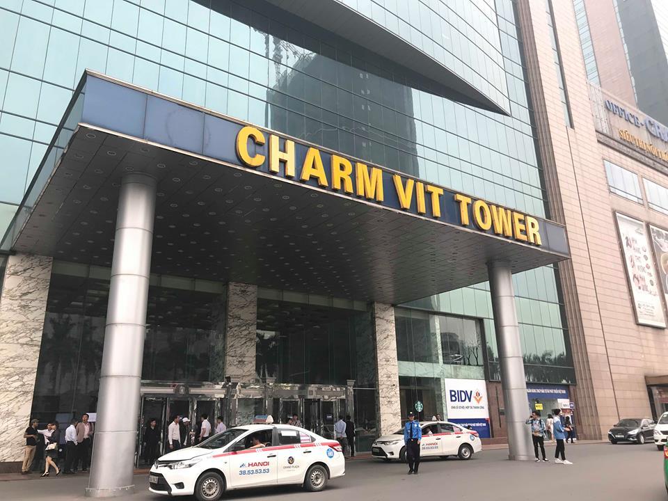 Tranh cãi nảy lửa, Khách sạn Grand Plaza Hà Nội cắt điện toà nhà Charmvit Tower - Ảnh 2