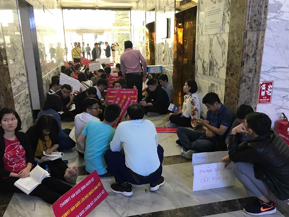 Tranh cãi nảy lửa, Khách sạn Grand Plaza Hà Nội cắt điện toà nhà Charmvit Tower - Ảnh 4