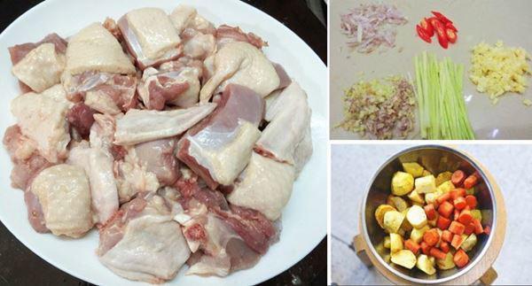 Cách nấu cà ri vịt chuẩn vị thơm ngon đậm đà khó cưỡng - Ảnh 2