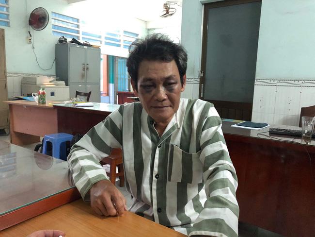 Chân dung cụ ông 63 tuổi dâm ô bé gái 7 tuổi bị người dân đánh bầm 2 mắt - Ảnh 1