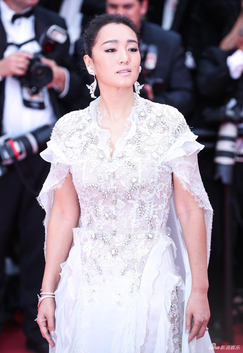 Không có Phạm Băng Băng, sao Hoa ngữ bị lấn át tại thảm đỏ Cannes 2019 - Ảnh 1
