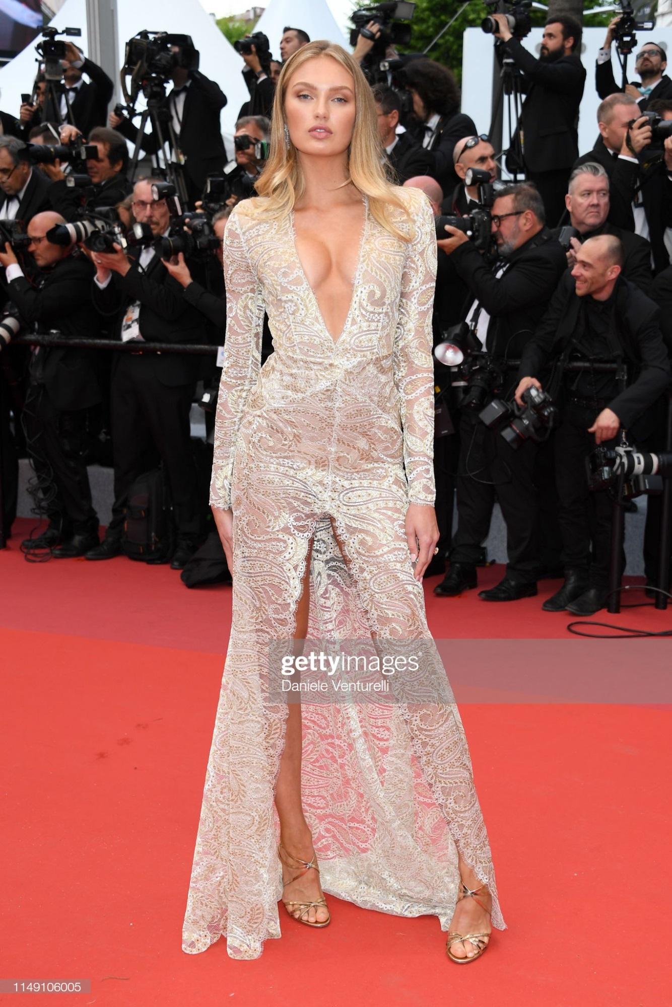 Không có Phạm Băng Băng, sao Hoa ngữ bị lấn át tại thảm đỏ Cannes 2019 - Ảnh 16