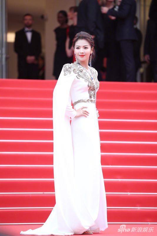 Không có Phạm Băng Băng, sao Hoa ngữ bị lấn át tại thảm đỏ Cannes 2019 - Ảnh 5