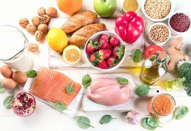 Chế độ ăn uống trong tháng thứ 9 thai kỳ - Ảnh 2