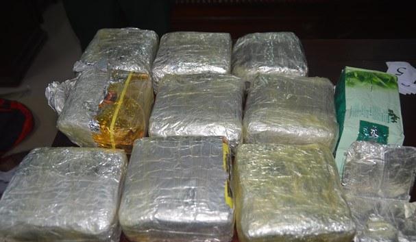 Bắt đối tượng người Việt nhập quốc tịch Lào, vận chuyển ma túy về quê hương - Ảnh 1