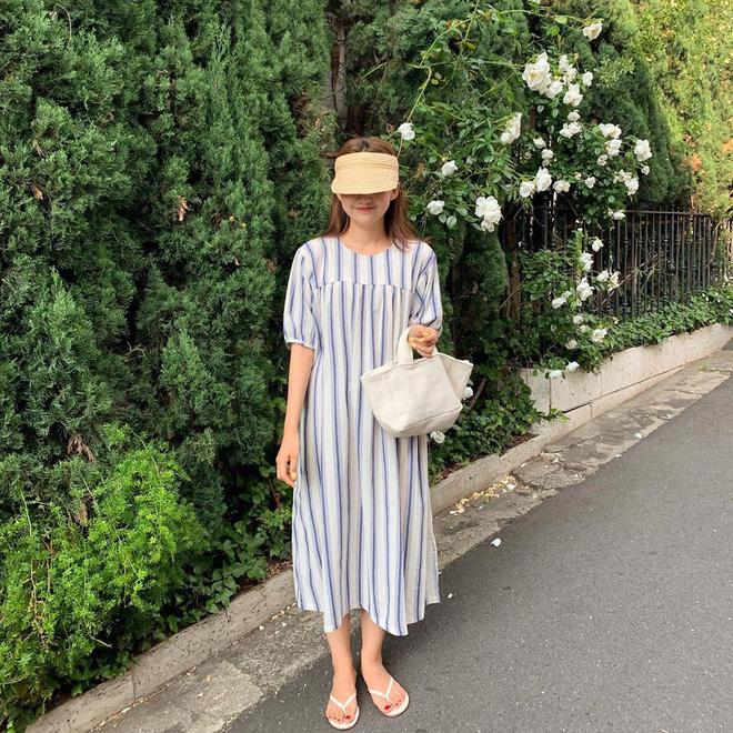 Đừng đắm đuối với túi da, mùa hè đeo túi vải vừa xinh vừa bảo vệ môi trường mới là đỉnh nhất - Ảnh 11