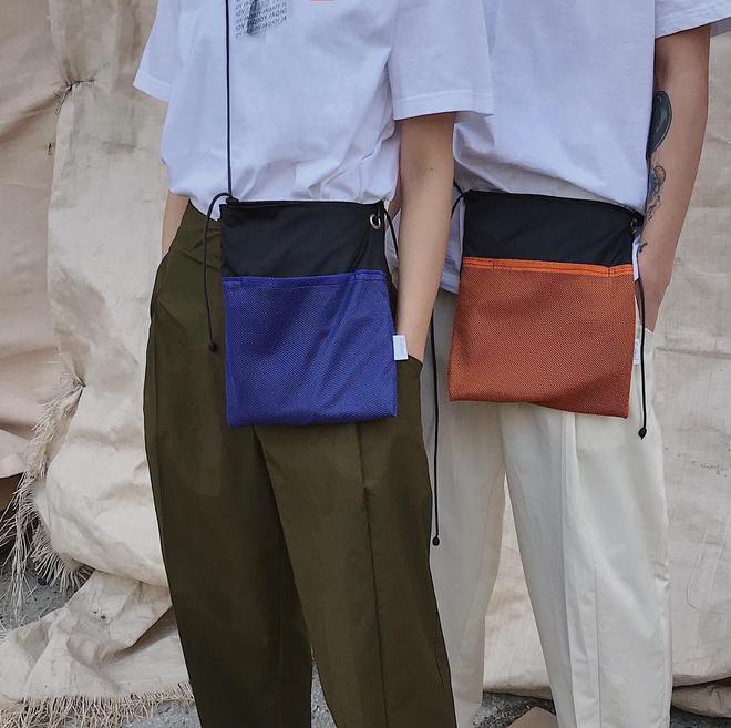 Đừng đắm đuối với túi da, mùa hè đeo túi vải vừa xinh vừa bảo vệ môi trường mới là đỉnh nhất - Ảnh 3