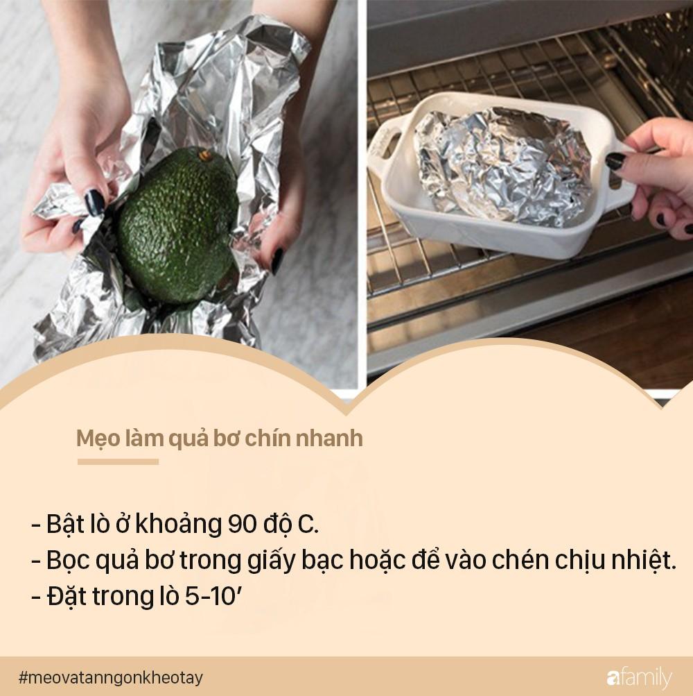 Các mẹ biết chưa: Có tới 3 cách để làm trái bơ nhanh chín, không đắng mà không dùng hóa chất đấy! - Ảnh 1