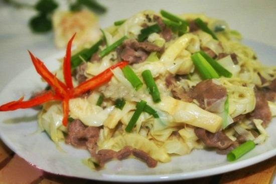 Măng xào thịt bò - món ăn siêu nhanh, siêu ngon cho bữa tối - Ảnh 4