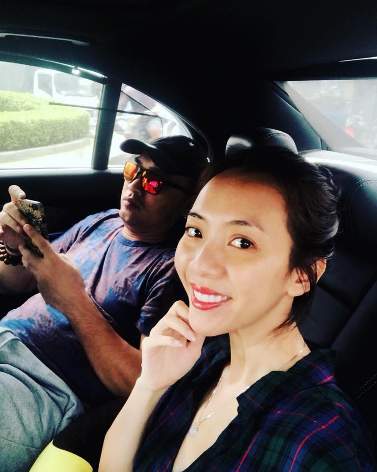 Sau tin đồn rạn nứt tình cảm, Thu Trang - Tiến Luật khoe ảnh 'tình bể bình' bên nhau - Ảnh 2