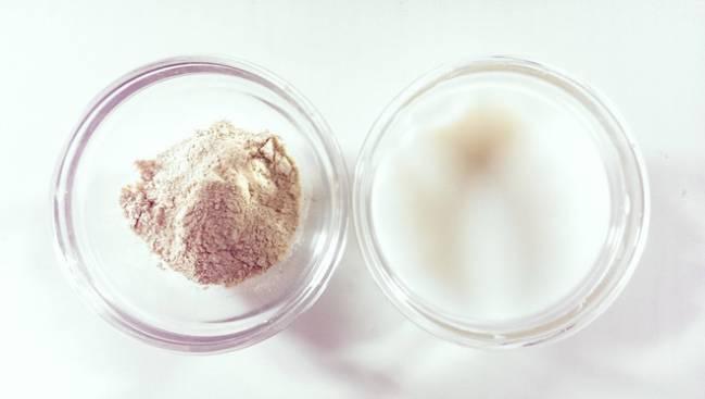 Công thức trị mụn an toàn bằng bột đậu đỏ - Ảnh 1