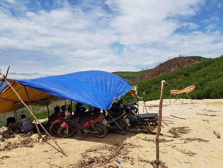 Dân cản trở xây dựng khu xử lý rác Tam Xuân: Phó Chủ tịch Quảng Nam yêu cầu điều tra kẻ kích động - Ảnh 2