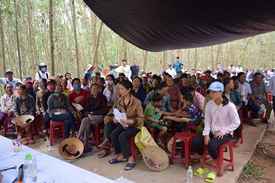 Dân cản trở xây dựng khu xử lý rác Tam Xuân: Phó Chủ tịch Quảng Nam yêu cầu điều tra kẻ kích động - Ảnh 4