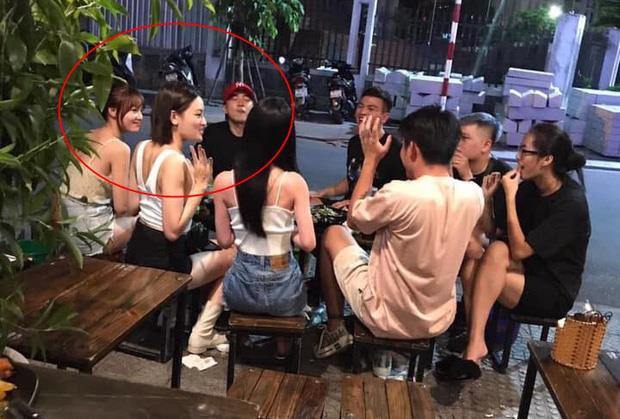 Ninh Dương Lan Ngọc bị bắt gặp tụ tập bạn bè cùng Chi Dân - Ảnh 1