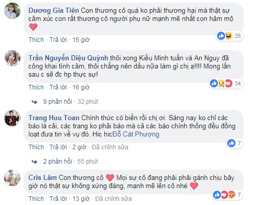 Fan lo lắng tột độ vì Cát Phượng làm điều này khi Kiều Minh Tuấn thừa nhận yêu An Nguy - Ảnh 2