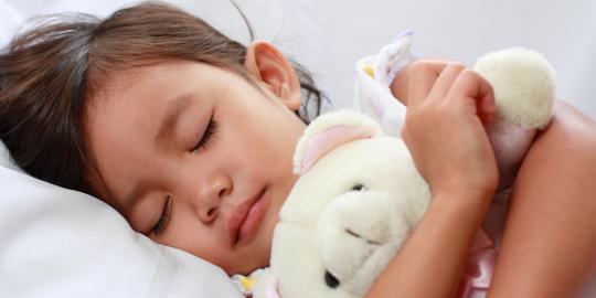 Thời gian ngủ lý tưởng cho trẻ theo từng giai đoạn - Ảnh 1
