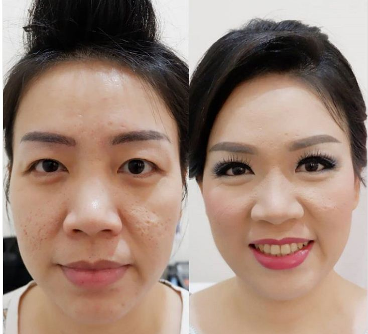 13 màn 'vịt hóa thiên nga' chứng minh sức mạnh vi diệu của trang điểm, phụ nữ không biết makeup là phí cả đời - Ảnh 12