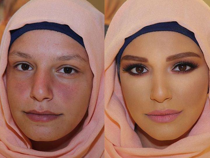13 màn 'vịt hóa thiên nga' chứng minh sức mạnh vi diệu của trang điểm, phụ nữ không biết makeup là phí cả đời - Ảnh 13