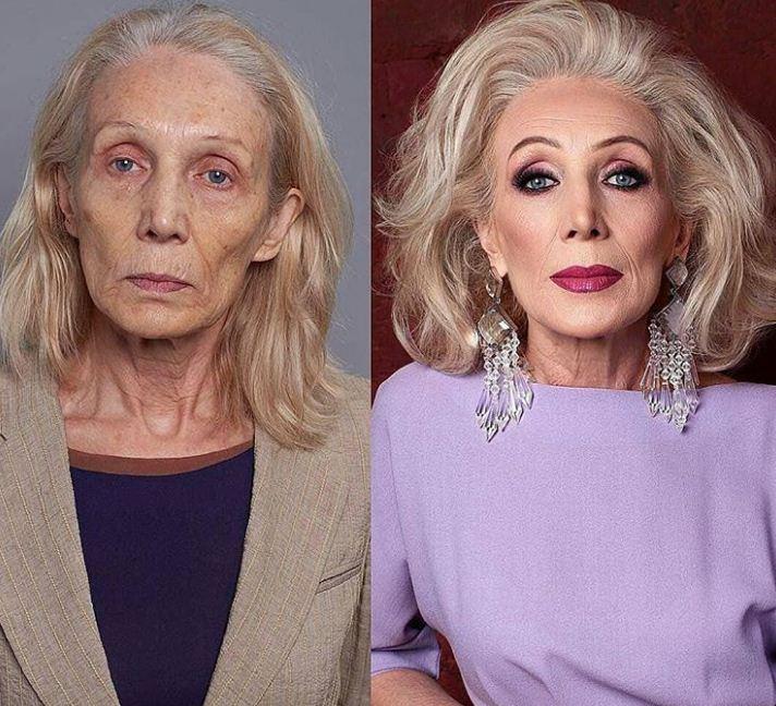 13 màn 'vịt hóa thiên nga' chứng minh sức mạnh vi diệu của trang điểm, phụ nữ không biết makeup là phí cả đời - Ảnh 4