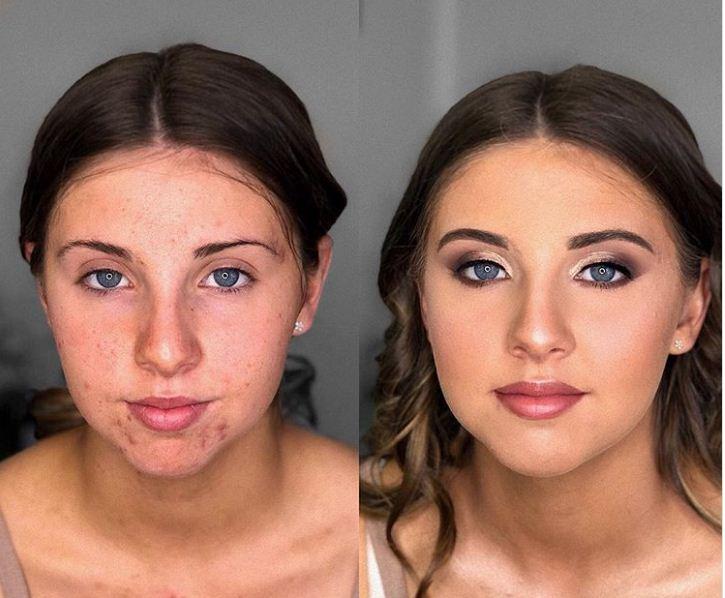 13 màn 'vịt hóa thiên nga' chứng minh sức mạnh vi diệu của trang điểm, phụ nữ không biết makeup là phí cả đời - Ảnh 7