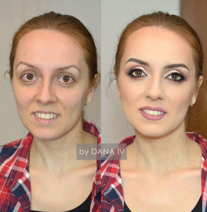 13 màn 'vịt hóa thiên nga' chứng minh sức mạnh vi diệu của trang điểm, phụ nữ không biết makeup là phí cả đời - Ảnh 9
